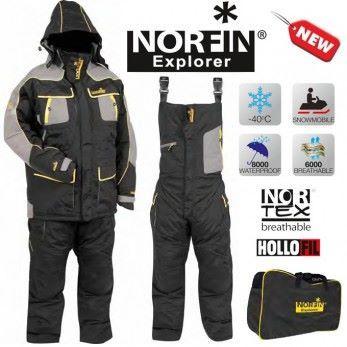 Ziemas uzvalks Norfin Explorer