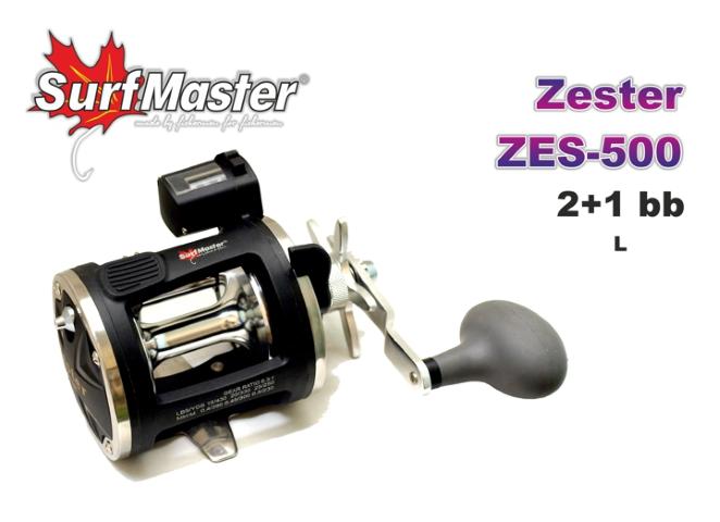 Reel SURF MASTER «Zester» ZES