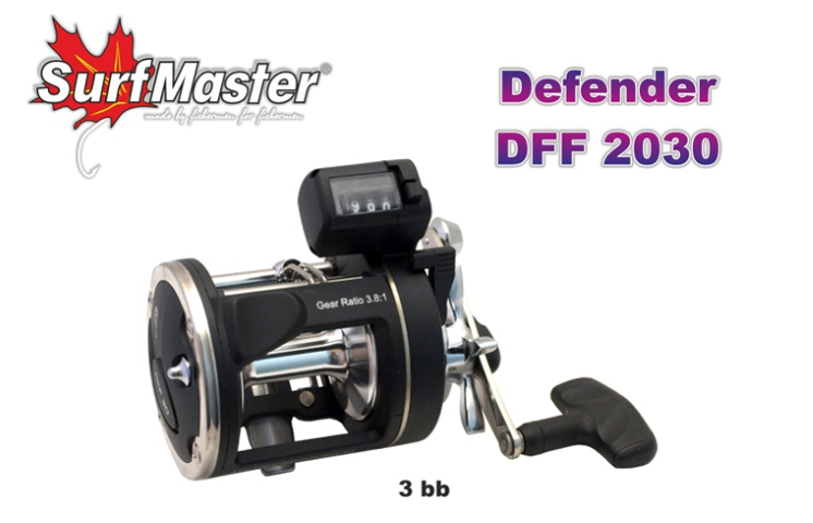Reel SURF MASTER «Defender» DFF