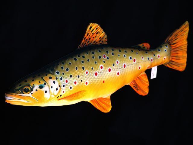 Soft plīša Trout 62cm