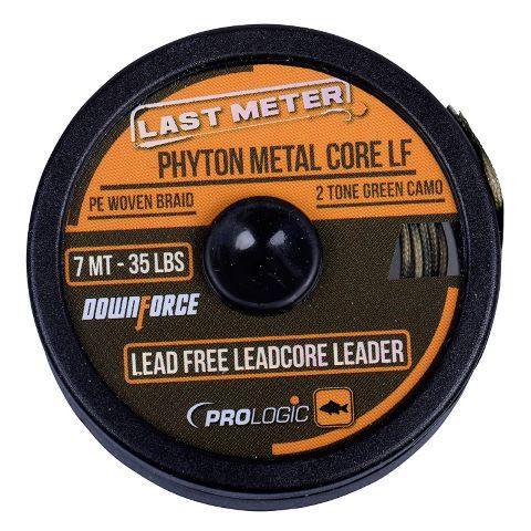 50096 Prologic Python Metal Core 45lbs 7m līnijas