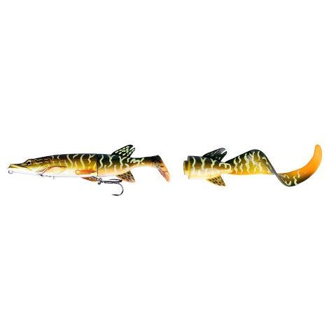 50229 Savage Gear Pike 3D Hybrid 01-Pike