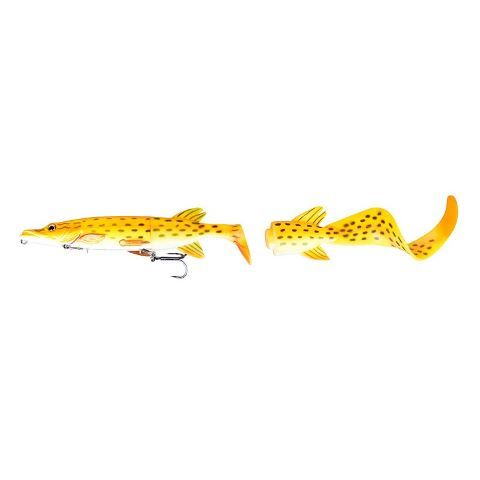 50231 Savage Gear Pike 3D Hybrid 03-Albino Pike