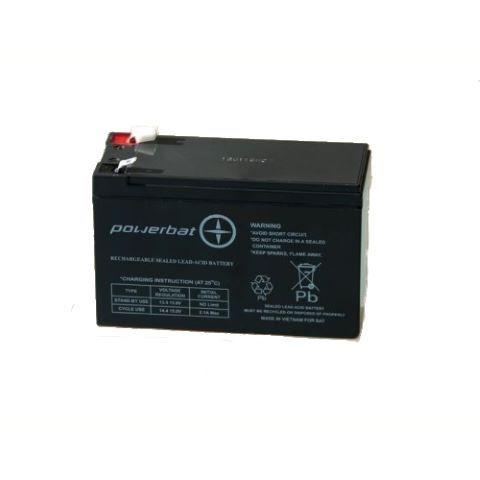 Eholoti akumulatoru 12V, 4.2AH