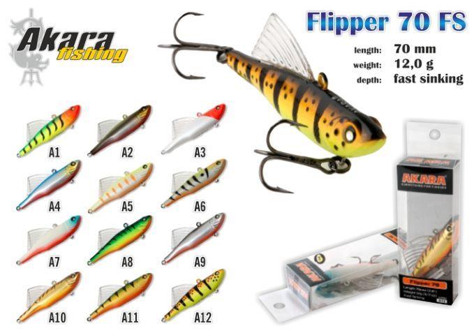 Bilance AKARA Flipper 70 FS