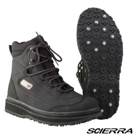 Braidymo apavi Scierra X-Trail Wading Shoe Cle.