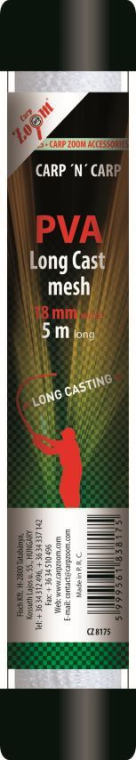 CapZoom PVA Long Cast Mesh