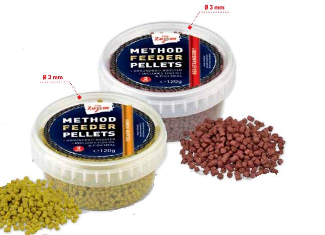CarpZoom metode Feeder granulas