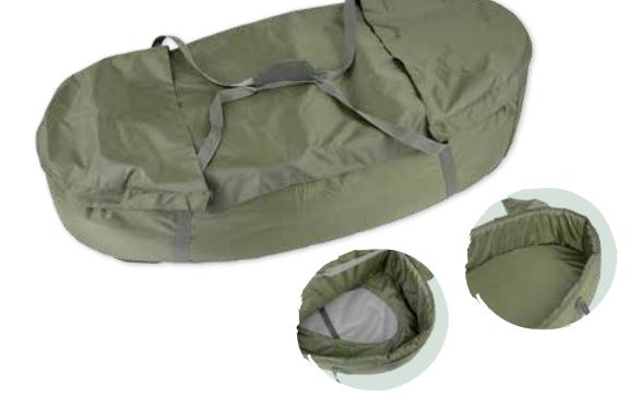 CarpZoom Oval Carp Cradle
