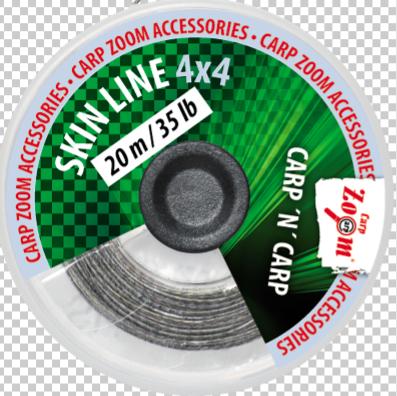 CarpZoom ādas līnijas 4x4