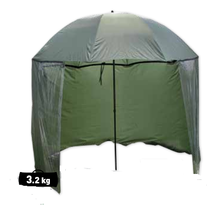 CarpZoom Umbrella telts-Green