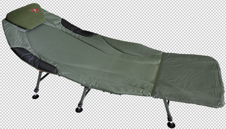 CarpZoom divstāvu Comfort bedchair