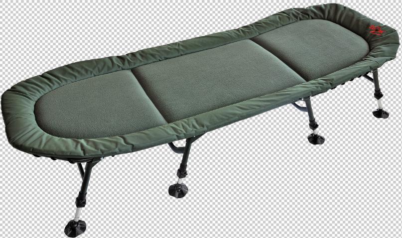 CarpZoom divstāvu Robust Flat bedchair