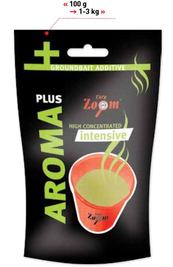 CarpZoom barības piedevas Aroma Plus