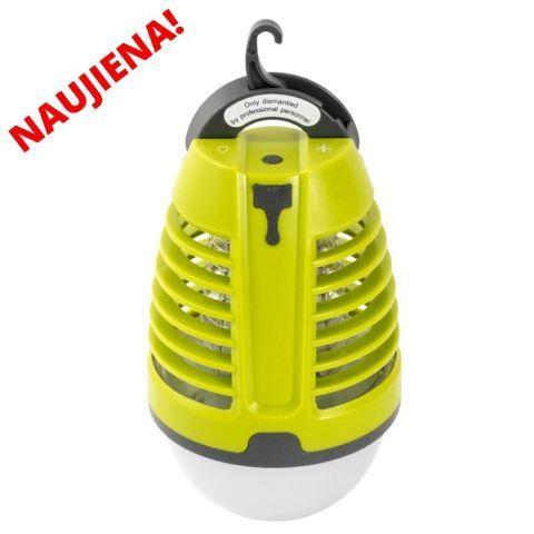 Carpzoom BUG Zapper gaismeklis ar UV kukaiņu slazdu
