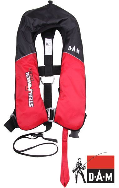 DAM SteelPower Red Life Vest> 150N