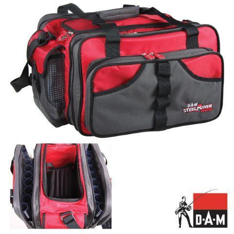 DAM SteelPower Red Pilker Bag
