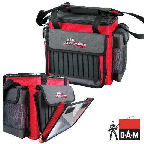 DAM SteelPower Red speciālists Tackle Bag