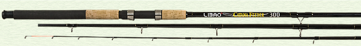 Grunts rod Lība Catana FEEDER
