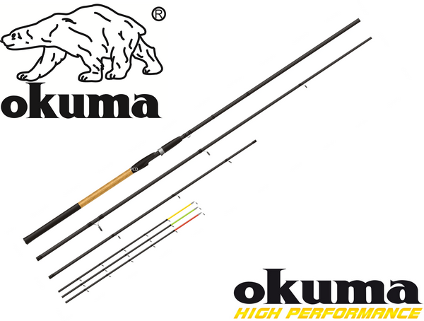 Grunts rod OKUMA SOLITRON FEEDER