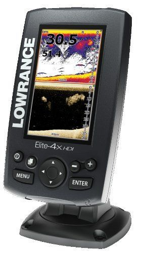 Sonar Lowrance Elite-4X 83/200 impulsi 455 / 800kHz
