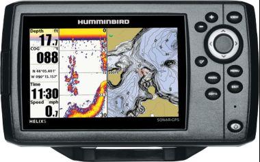 Sonar Sonar GPS helix 5