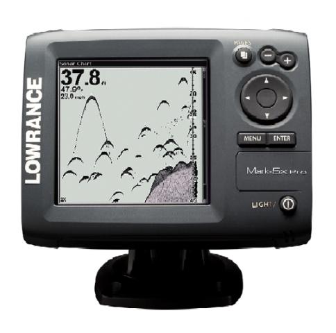 Eholoti Lowrance Mark-5x Pro Fishfinder