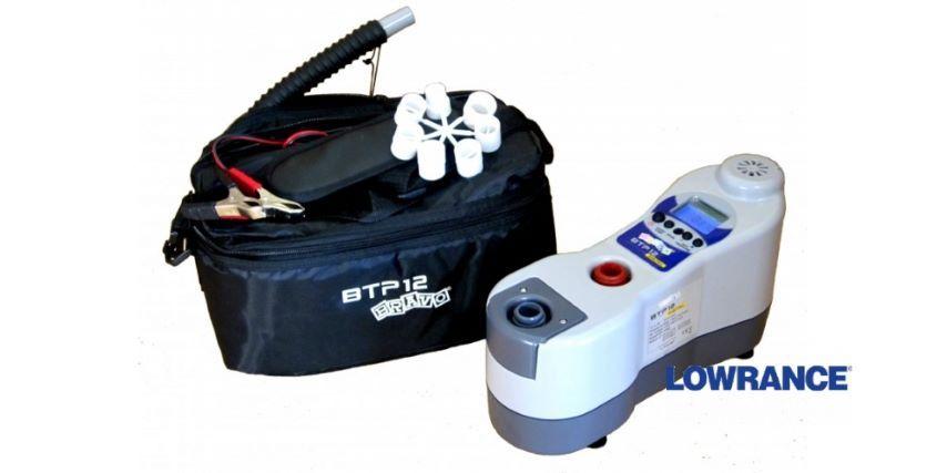 Electric sūknis Bravo BTP12 Digital Manometer