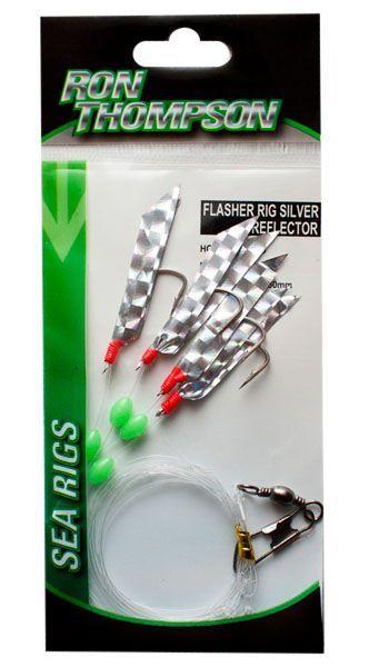 Flasher Rig Silver atstarotāju