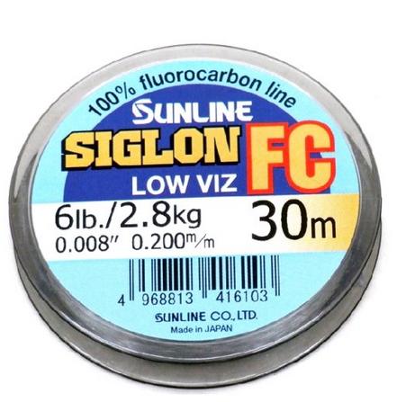 Fluorokarboninis Siglo line Sunline FC