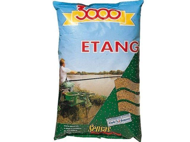 Jaukas Sensas Etang dabiskais ezers 1kg.