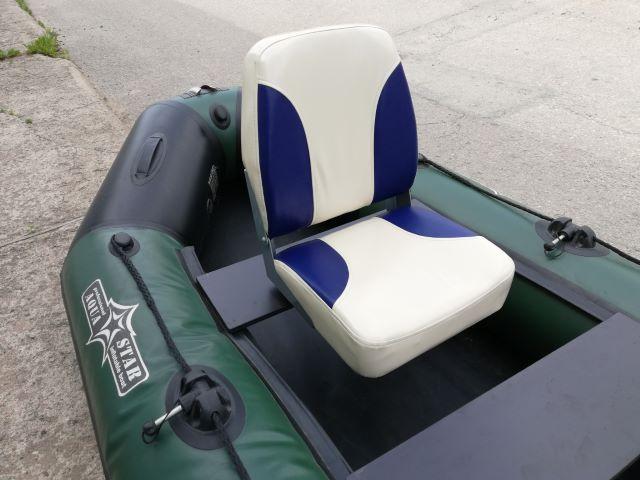 Laivas krēsls ir mīksts