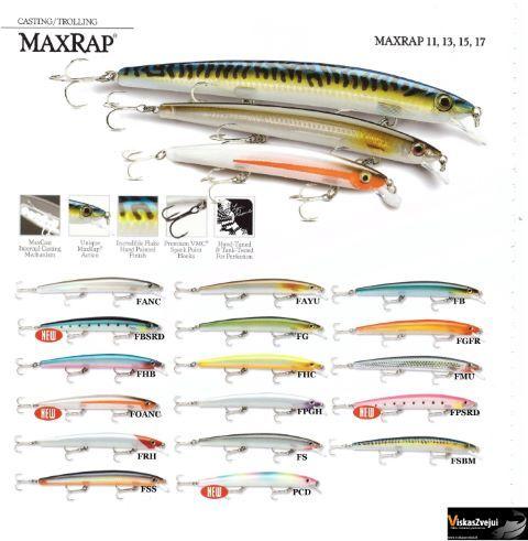Svārstīgs MAXRAP