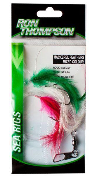 Skumbrijas Feathers Mix / Flash