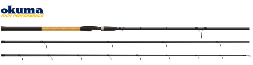 OKUMA rod Solitron Match
