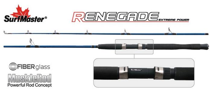 Renegade rod SurfMaster
