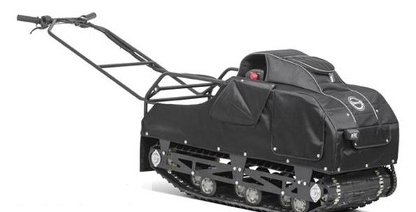 Motovilkikas Baltmotors SnowDog