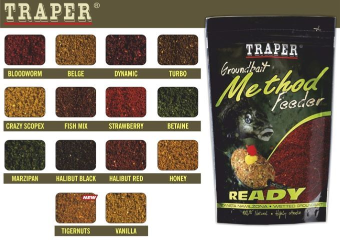 Feed TRAPER METODE Feeder READY
