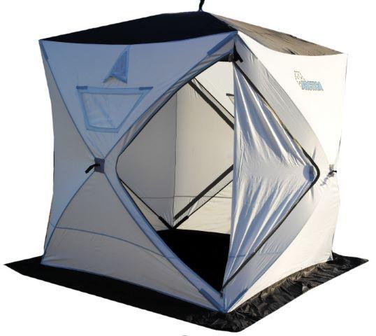 Telts kubs - ARCTICA 195x195x220