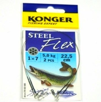 Siksnas Konger Steel Flex