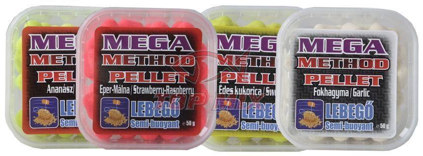 MEGA granulas Granulu metode