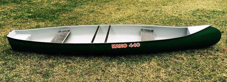 Plastmasas laiva - kanoe  t