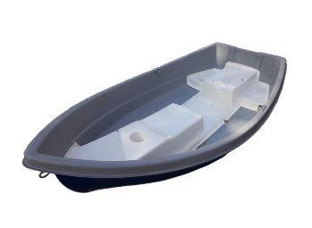 Amber 250 Plastic Boat  t
