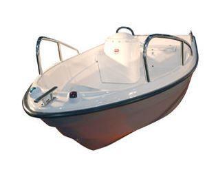 Amber 360E plastmasas laiva  t