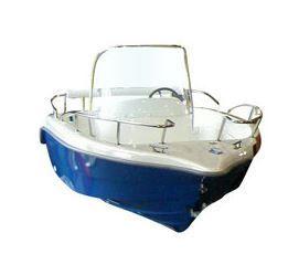 Amber 510E plastmasas laiva  t