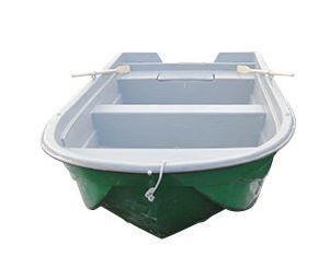 Amber 600 Plastic Boat  t