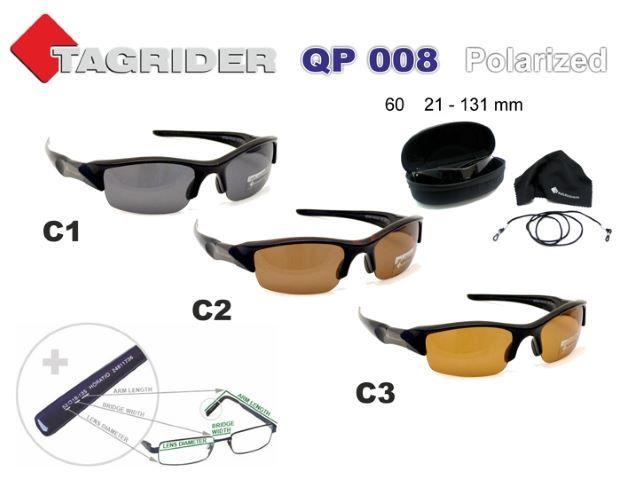 Polarizētās saulesbrilles TAGRIDER QP008
