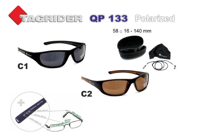 Polarizētās saulesbrilles TAGRIDER QP133