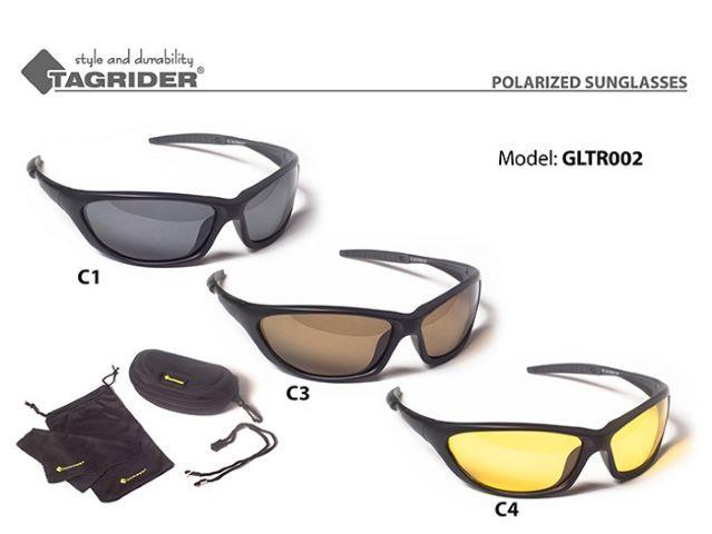Polarizētās saulesbrilles TAGRIDER TR 002