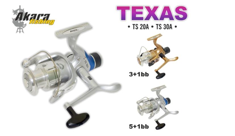 Akara spole Texas